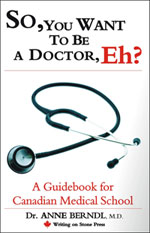 So You Want To Be A Doctor, Eh book cover