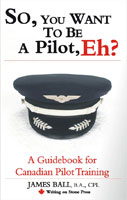 So You Want to be a Pilot, Eh Cover